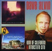 Dave Alvin - King Of California & Interstate City (2012)  2CD  NEW  SPEEDYPOST