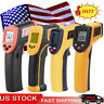 Portable Digital Thermometer Infrared Temperature Gun Non-Contact IR Laser Fast
