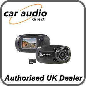 Gator GDVR190 Front Facing DashCam Camera 720p HD Accident Dash Cam 4GB SD
