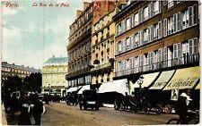 CPA PARIS 2e-La Rue de la Paix (322067)