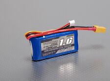 RC Turnigy 1000mAh 2S 30C Lipo Pack