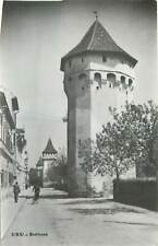 Romania Sibiu bastion towers