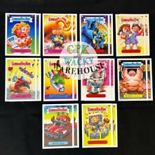 2020 GARBAGE PAIL KIDS 35TH ANNIVERSARY MIDLIFE CRISIS 20 CARD BONUS SET NEW ART