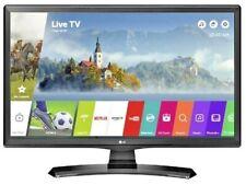 "LG 24MT49S 24"" Smart HD Ready IPS LED TV Wi-Fi & Freeview & Freesat - Black"