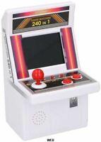 Mini Consola Arcade 240 Juegos