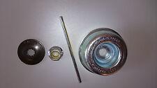 Stihl Blade Messer Kit 4130 Druckscheibe Mutter Telllerscheibe Laufteller FS-KM