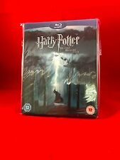 HARRY POTTER AND THE DEATHLY HALLOWS PT1 STEELBOOK BLU-RAY! OPENED! MINT!
