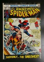 Amazing Spider-Man #116 Marvel Comic 1973 the Smasher (A)