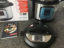 Instant Pot Duo 7-1 8Q Electric Multi Function Pressure Cooker 8 Litre Large