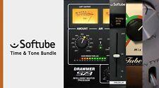 Softube Time & Tone Bundle - Drawmer S73, Tube Delay, TSAR-1R (VST/AU/AAX) iLok