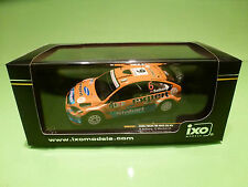 IXO 1:43 - FORD FOCUS RS WRC - NORWAY 2009 SOLBERG  RAM359  - IN  ORIGINAL  BOX