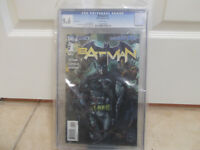 DC BATMAN #1 Jim Lee Variant 1st Print CGC 9.6 NEW 52 Court of Owls