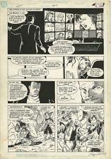 Mister Miracle 15 ORIGINAL ART PAGE 21 Joe Phillips 1990 DC Comics Pencil & Ink