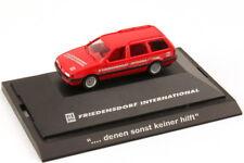 1:87 VW Volkswagen Passat Variant Gl B3 Red Friedensdorf International