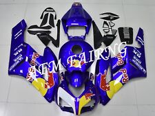 Blue Red Yellow ABS Injection Mold Bodywork Fairing Kit for CBR1000RR 2004 2005