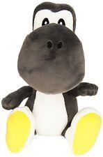 "Sanei Little Buddy Super Mario Bros. 6"" Black Yoshi Stuffed Plush"