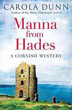 CAROLA DUNN ___ MANNA FROM HADES ____ SHELF WEAR ___ FREEPOST UK