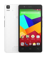 Teléfonos móviles libres BQ Aquaris con Android con 8 GB de almacenaje
