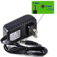 12V/2A Power Supply AC To DC Adapter US Plugs Converter For CCTV Security Camera