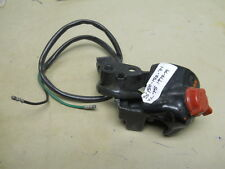 Honda NOS XL75, 1978-79, Stop Switch Assembly, # 35150-152-711   b1