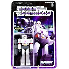 Super7 Hasbro The Transformers Decepticon Megatron Reaction Action Figure