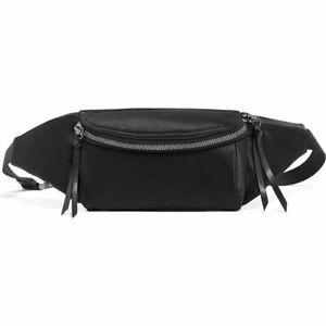 TUMI Devoe Starr Sling Belt Bag Pack Black *  Fast Shipping *