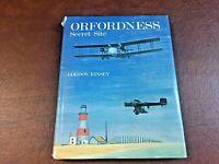 Orfordness: Secret Site by Gordon K. Kinsey 1981 History, Aviation Hardcover