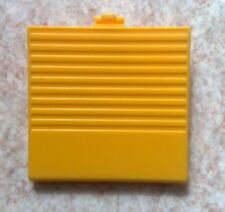 Cache Pile Jaune - NEUF - Game Boy Classic, Grosse Gameboy Fat Battery cover