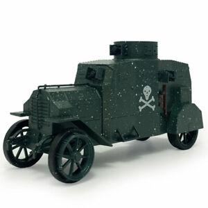 1/43 German WWI Atlas Ehrhardt E-V/4 Armored Vehicle Model Diecast Car Toy Gift
