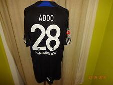 "Hamburger SV Adidas Matchworn Trikot 2007/08 ""Fly Emirates"" + Nr.28 Addo Gr.XL"