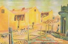 South Africa Stamps 1996 Gerard Sekoto Commemoration (MNH) A++