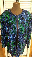 a4d34eda153 Sequin Vintage Outerwear Coats   Jackets for Women
