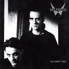 No Happy View by Wolfsheim (CD, Feb-1993, Strange Ways)