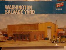 Walthers Cornerstone HO #2928 Washington Salvage Yard