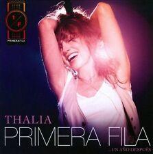 NEW Thalía En Primera Fila... Un Año Después (Audio CD)