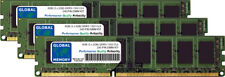 6gb (3 X 2gb) DDR3 1333MHz PC3-10600 240-PIN Memoria Dimm Kit para Ordenadores