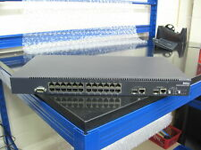 Dell PowerConnect 3324 24 Port Fast Ethernet switch + 2 X Dual Personality Ports