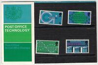GB 1969 Post Office Technology Presentation Pack 13