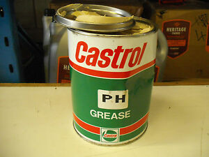 Castrol PH White Water Resistant Grease 3KG cans Marine boat tractor 4x4