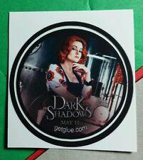 Dark Shadows Helena Bonham Carter Dr Julia Hoffman Small Get Glue Sticker