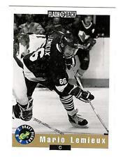1992 Mario Lemieux - Classic Flashback - (No #) Mint!