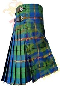 2021SALE Scottish Carmichael 16 OZ Tartan Kilt Regular Size & Custom Size Kilts