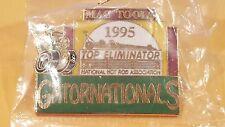 NHRA TOP ELIMINATOR HAT PINS GATOR NATIONALS (1995)