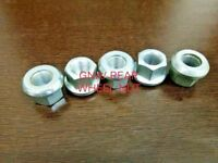 Jcb Parts Wheel Nuts & Studs Pack Of 5 Part# 826/00558 & 106/40001