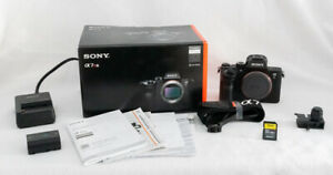Sony Alpha a7R III 42 MP Digital SLR Camera with 64GB Sony Card
