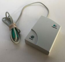 d50d80c11ae Logitech Cordless Wheel Mouse Base / Wireless Receiver, White - 850787-0000  VTG
