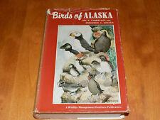 BIRDS OF ALASKA Alaskan Wildlife Bird Classic Vintage Outdoor Gamebird Book
