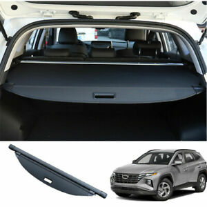 Fit For Hyundai Tucson 2022 Car Rear Trunk Cargo Cover Security Shield Shade