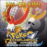 Ho-Oh 6IV ☀️ Shiny or not 🌙 Battle Ready 6IVs Pokemon Sun Moon Ultra SM USUM