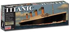 Minicraft RMS Titanic Deluxe W/ Brass Railings 1/350 Plastic Model Ship 11320